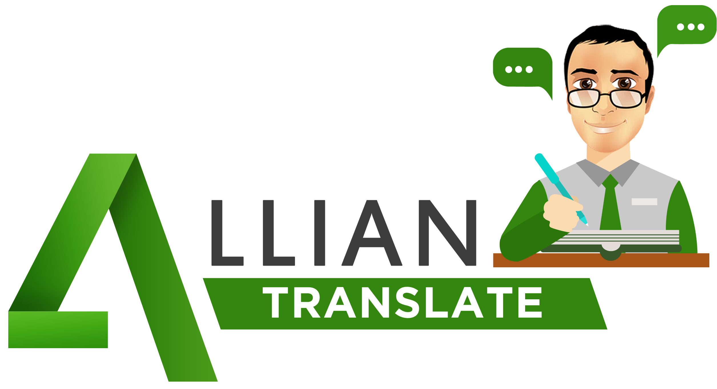 Alliance Business Solutions LLC Translate - Certified, Notarized and Business Translation.